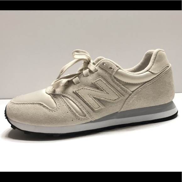 check-out c5739 a902d NEW new balance 373 womens ivory sneakers size 7